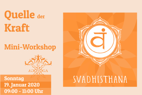 Yoga Miniworkshop Quelle der Kraft | COPYRIGHT © Adamus Yoga Studio 2020