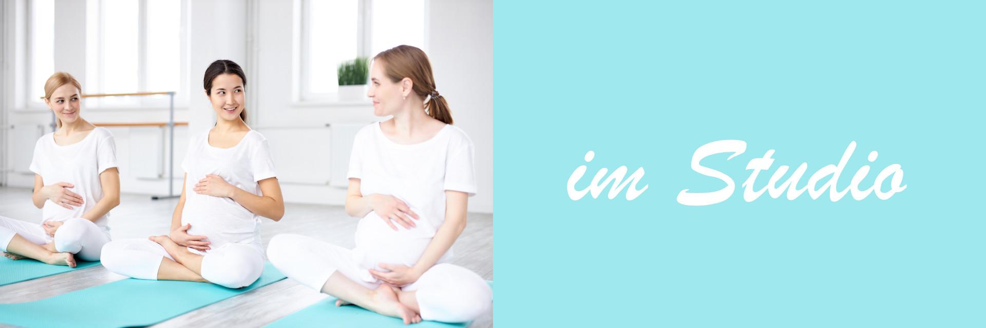 Geburtsvorbereitung mit Yogaelementen